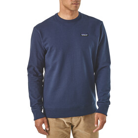 Patagonia P-6 Label Uprisal Sweat-shirt manches longues à col ras-du-cou Homme, classic navy